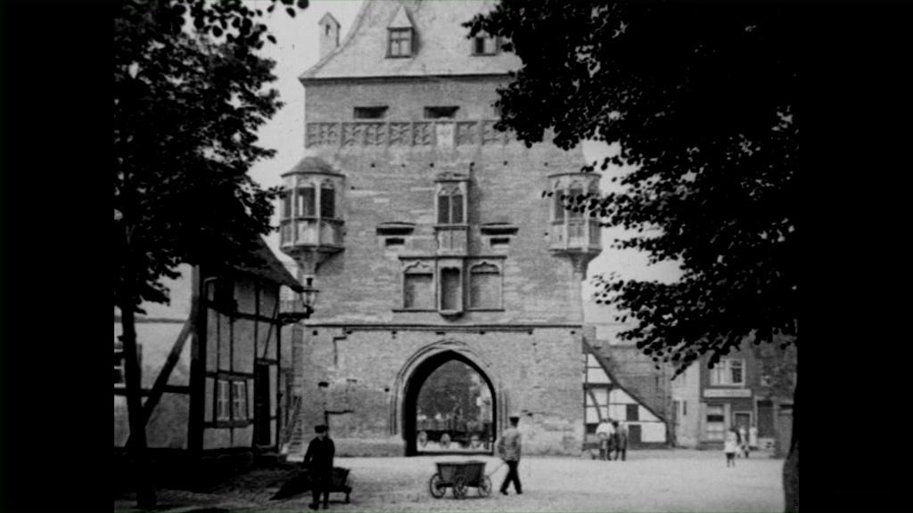 Historische Bilder aus Soest Osthofentor in Soest mit freundlicher Genehmigung des LWL-Münster