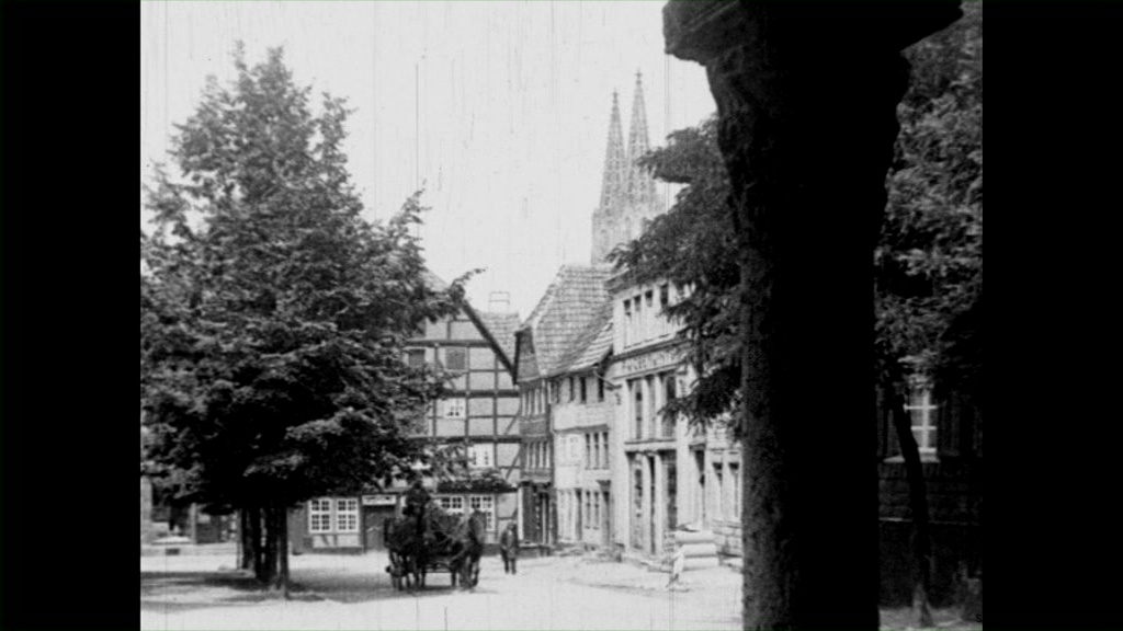 Historische Bilder aus Soest Soest - Vreithof mit freundlicher Genehmigung des LWL-Münster