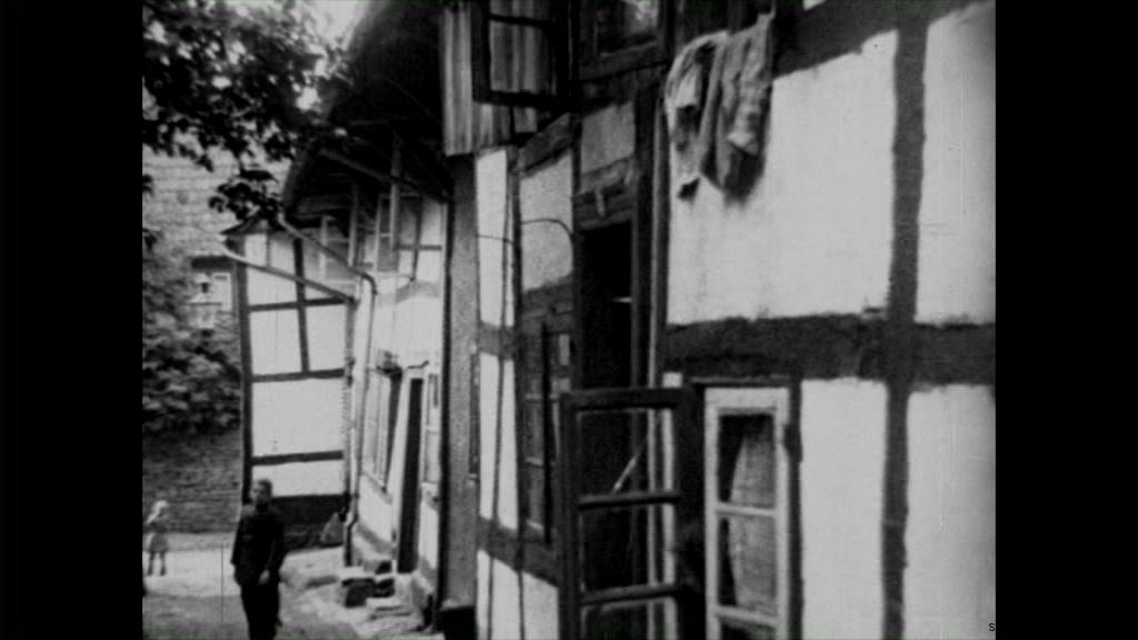 Historische Bilder aus Soest Fachwerkhaus in Soest mit freundlicher Genehmigung des LWL-Münster
