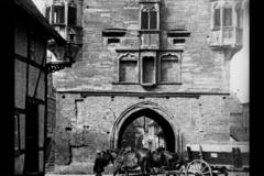 Historische Bilder aus Soest Soest - Osthofentor mit freundlicher Genehmigung des LWL-Münster