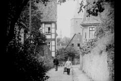 Historische Bilder aus Soest Paulistrasse in Soest mit freundlicher Genehmigung des LWL-Münster