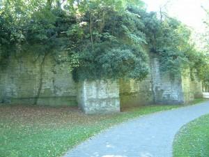 Mühlenturm am Wall in Soest