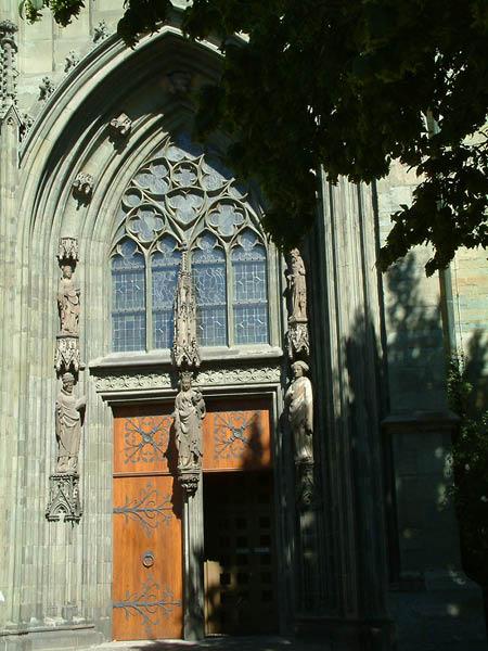 Südportal der Wiesenkirche in Soest ©Werner Tigges