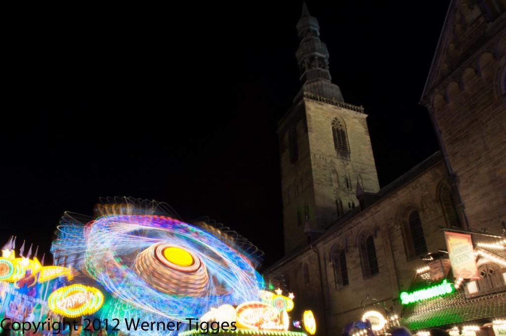 Allerheiligenkirmes 2012 - Bildrechte Werner Tigges