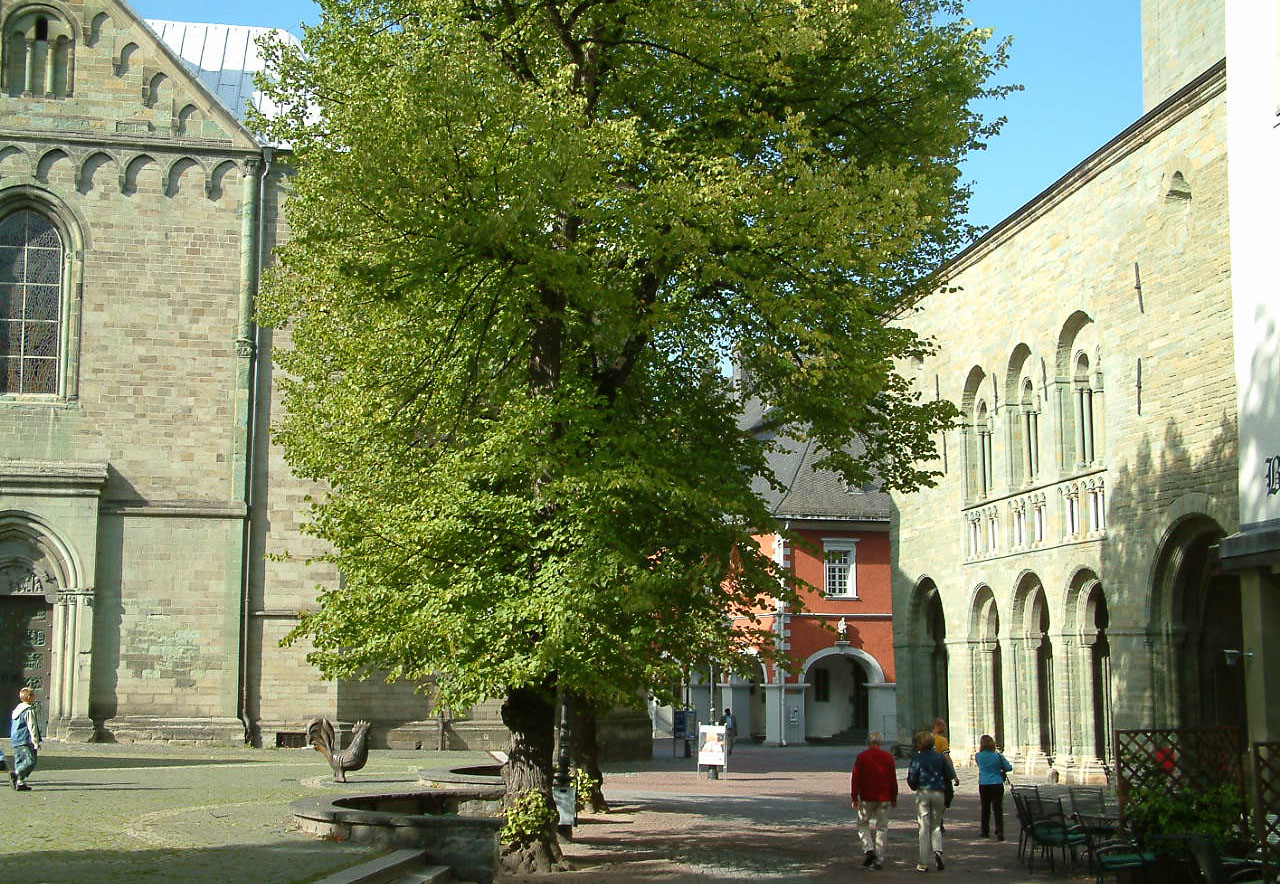 Stadtführung in Soest Rathaus Dom Petrikirche in Soest