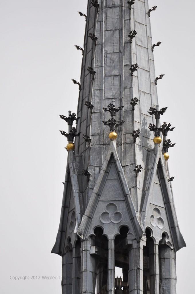 Turm über der Apsis Patroklidom Soest