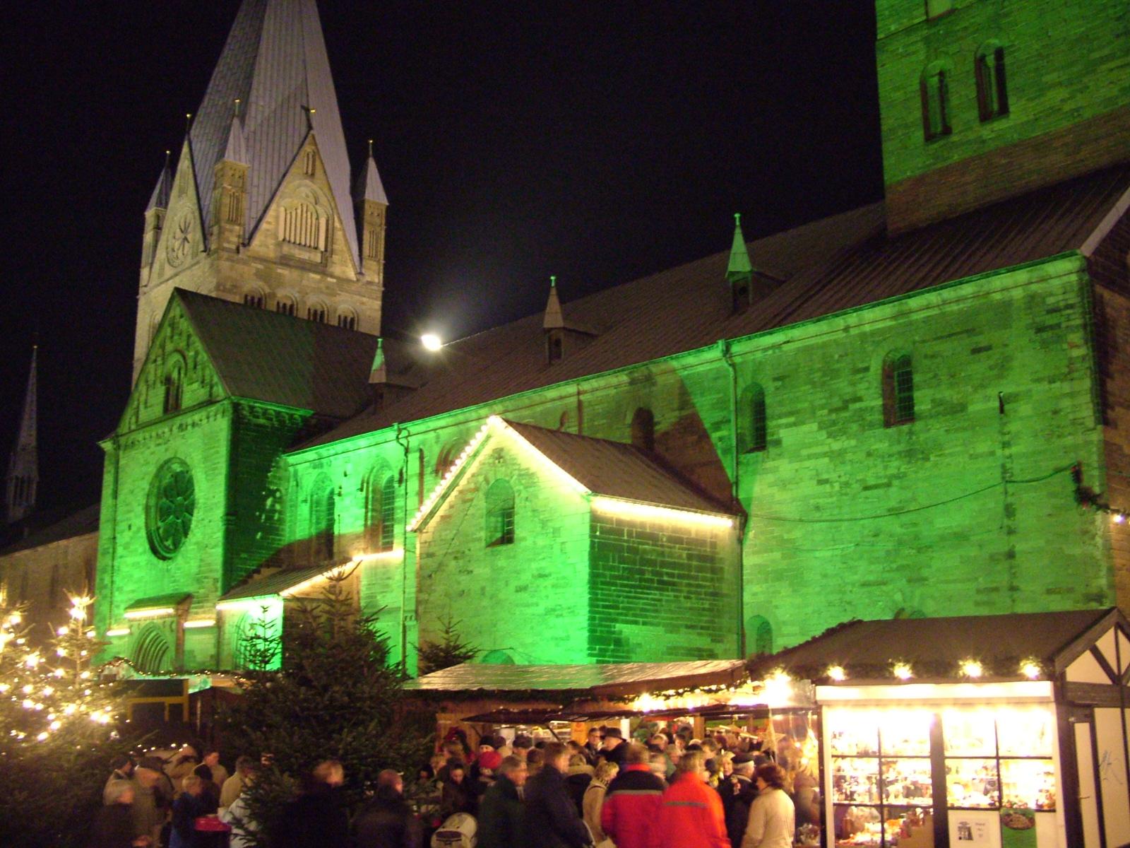 Soester Weihnachtsmarkt - Bildrechte; Werner Tigges