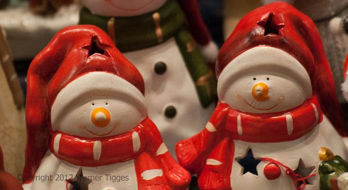 Auf dem Soester Weihnachtsmarkt ©Werner Tigges