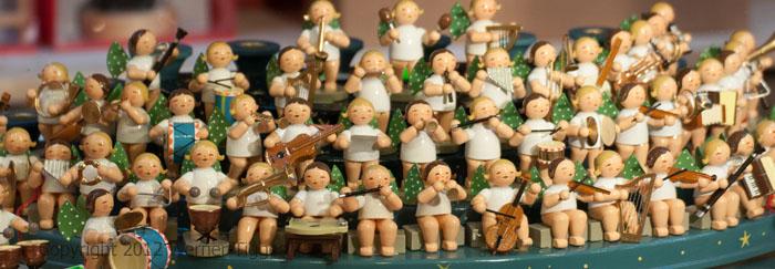 Soester Weihnachtsmarkt mit typischen Waren zur Weihnachtszeit ©Werner Tigges