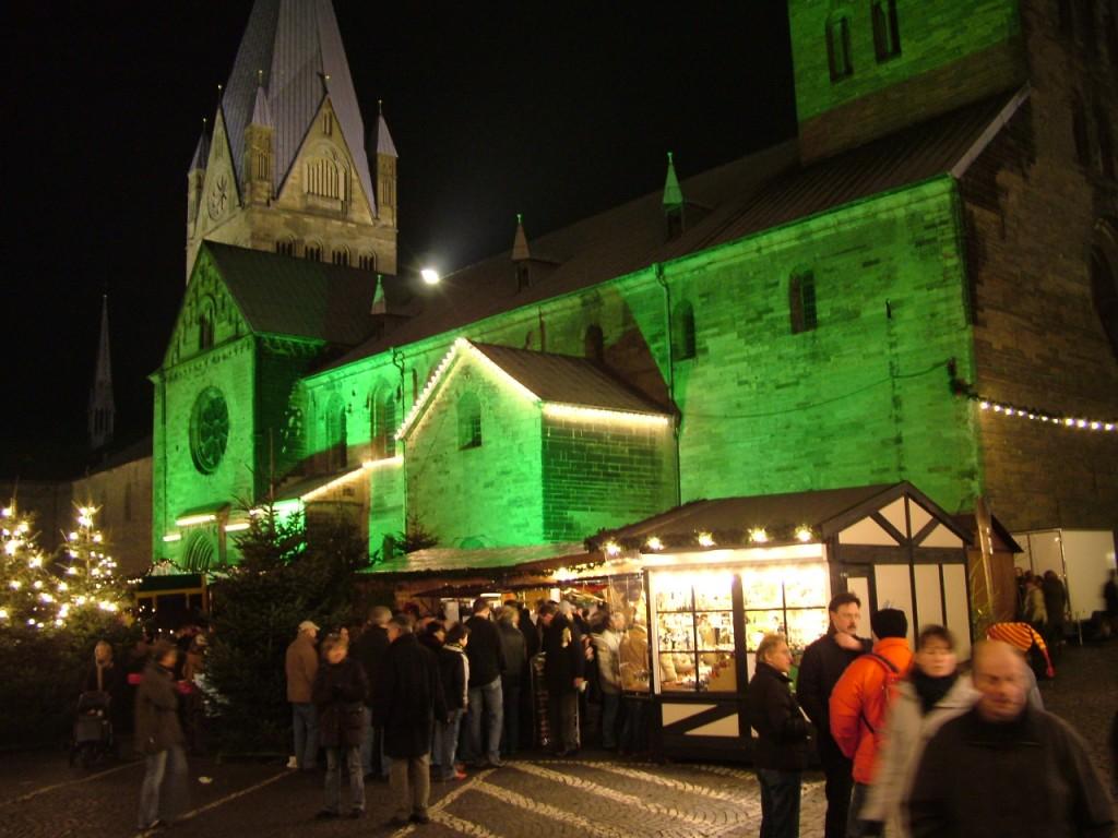 Weihnachtsmarkt in Soest ©Werner Tigges