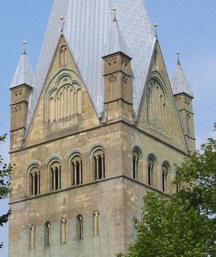 Der Patrokli Dom in Soest ©Werner Tigges