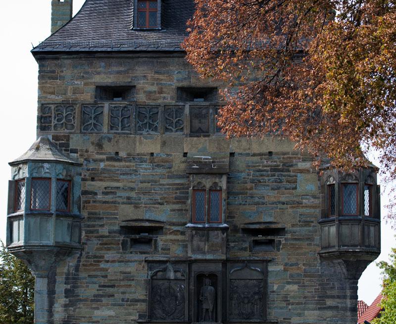 Das Osthofentor in Soest ©Werner Tigges