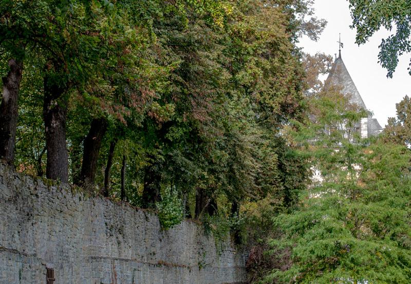Wall und Osthofentor in Soest ©Werner Tigges