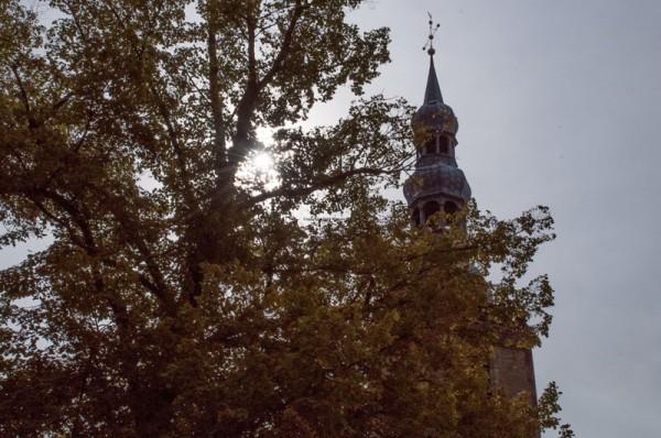 Der Weg nach Soest lohnt sich auch im Herbst - Die Petrikirche Soest ©Werner Tigges
