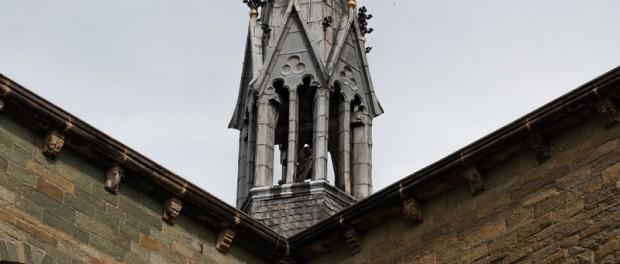 Turm über der Apsis-St. Patrokli in Soest ©Werner Tigges