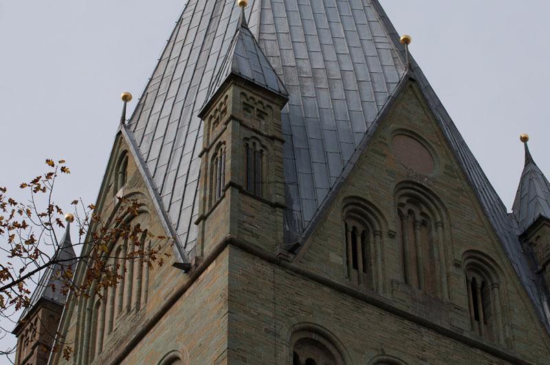 Detail Patrokli Turm in Soest ©Werner Tigges