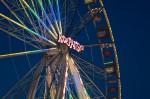 Das Riesenrad zur Soester Allerheiligenkirmes ©Werner Tigges