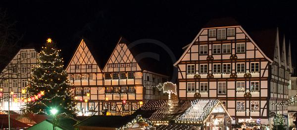 Marktplatz in Soest ©Werner Tigges