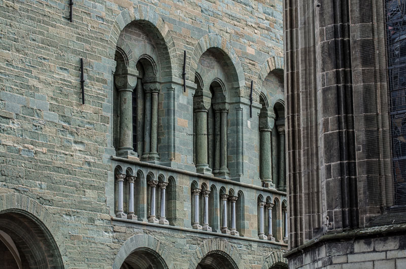 Westwerk des Patrokli Dom in Soest ©Werner Tigges