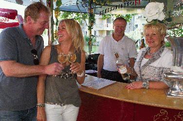 20 Jahre Soester Winzermarkt – inzwischen eine Institution Über 500 deutsche Weine von 17 Winzern aus fünf Anbaugebieten
