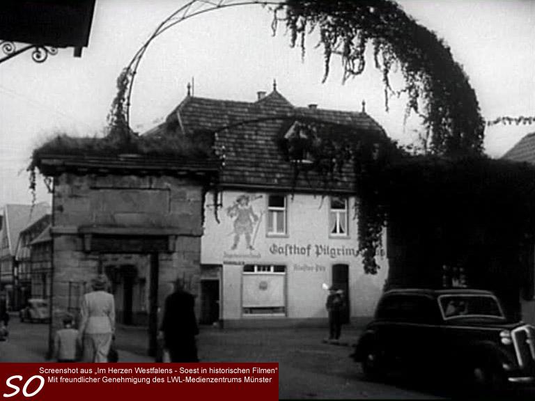 Das alte Jakobitor in Soest