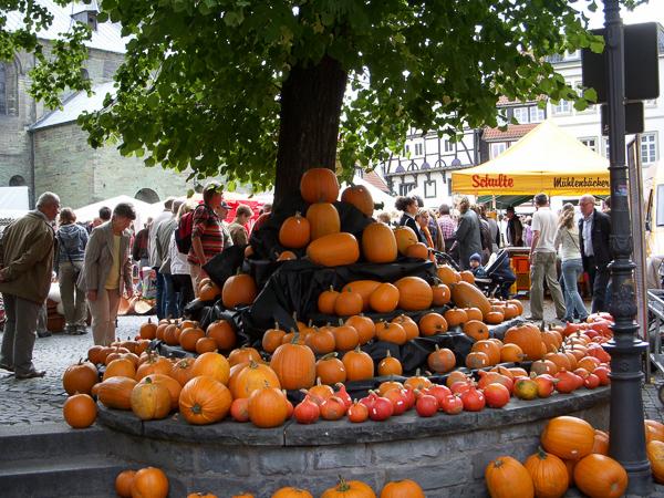 Bördebauern Markt in Soest ©Werner Tigges