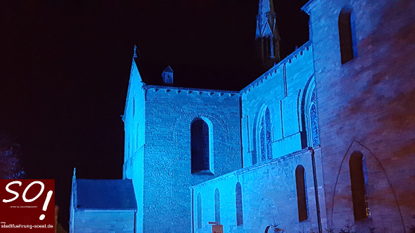 Der Dom in Soest im November 2015 ©Werner Tigges