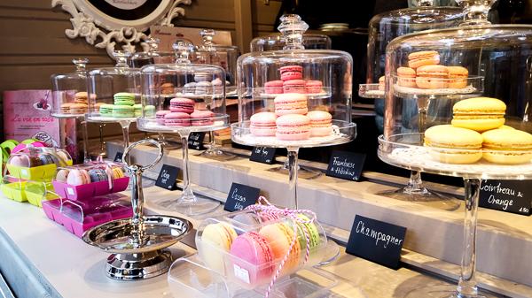 Petit Paris - Macarons und mehr auf dem Weihnachtsmarkt in Soest