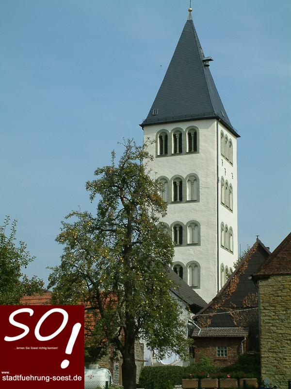 Kirche in Soest-Ostönnen ©W. Tigges