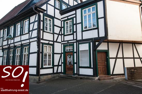 stadtfuehrung-soest.de Soest Osthofenstrasse ©W. Tigges
