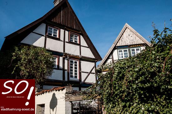 stadtfuehrung-soest.de Soest Siechenstrasse ©W. Tigges