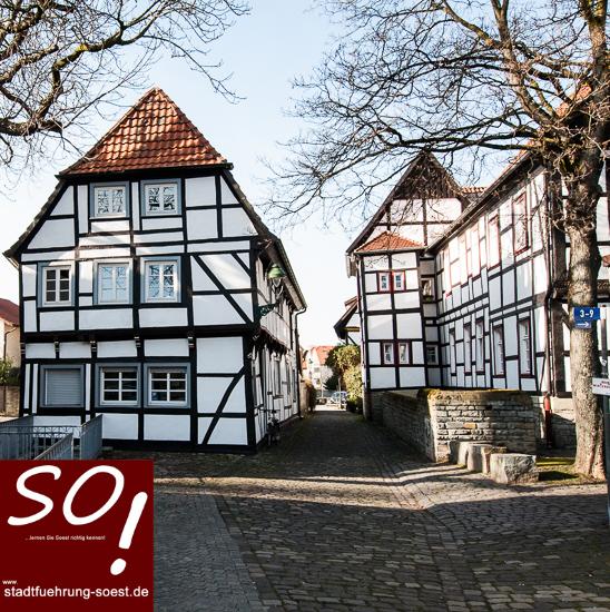 tadtfuehrung-soest.de Soest Siechenstrasse ©W. Tigges