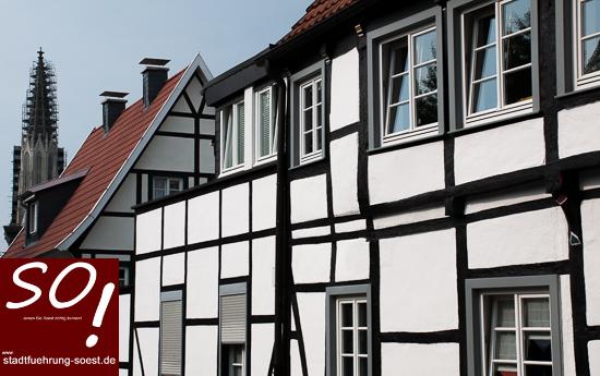 stadtfuehrung-soest.de Soest Am Loerbach ©W. Tigges