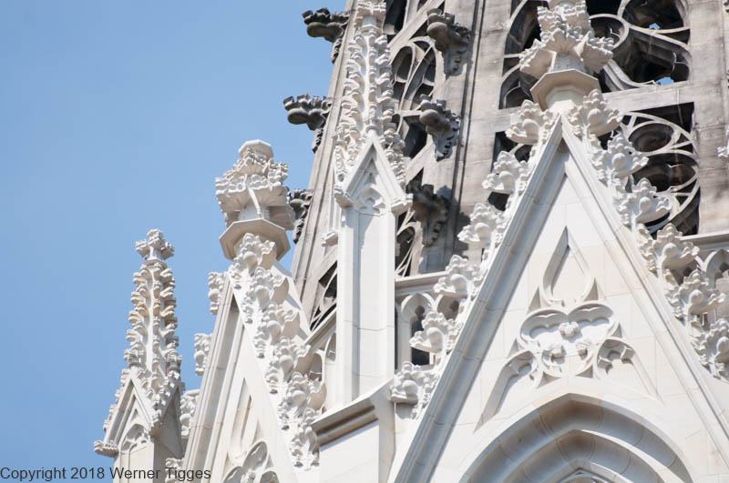 Detail des Turms der Wiesenkirche Soest © W. Tigges