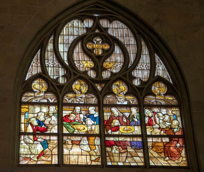 Die Wiesenkirche in Soest westfälisches Abendmahl ©W. Tigges