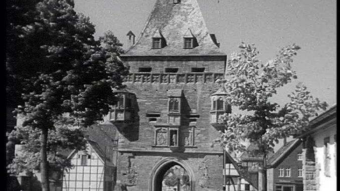 Historische Bilder aus Soest - Das Osthofentor