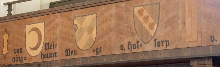 Galerie im Ratssaal - Rathaus Soest -Das Soester Rathaus von 1713 für stadtfuehrung-soest.de