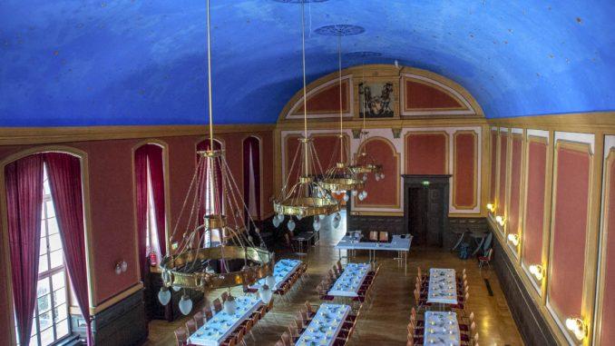 Das Soester Rathaus von 1713 für stadtfuehrung-soest.de