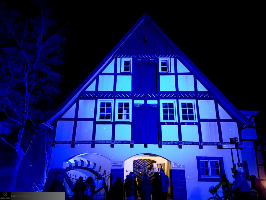 Soest bei Nacht ©Werner Tigges